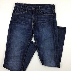 Levis 508 Regular Fit Tapered Leg 31 x 32